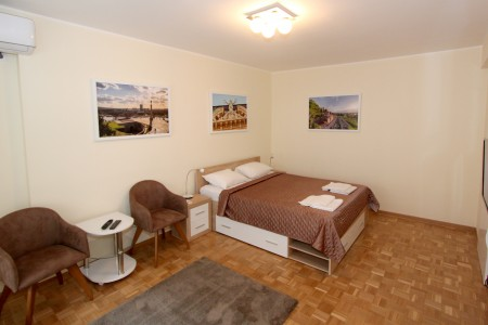 One Bedroom Apartment Castle Downtown Belgrade Center