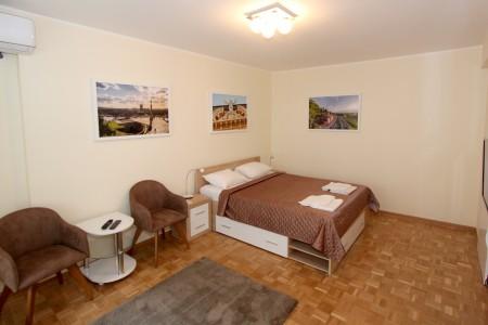 Jednosoban Apartman Castle Downtown Beograd Centar
