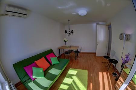 Two Bedroom Apartment Hajdana Belgrade New Belgrade