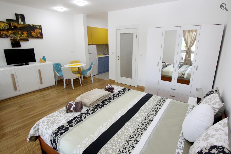 Studio Apartman Savada Beograd Novi Beograd