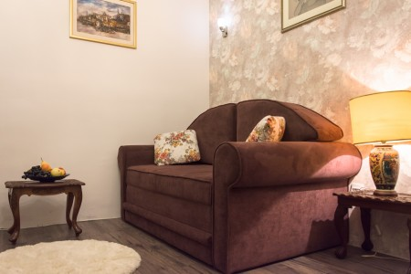 Two Bedroom Apartment Tvrdjava Belgrade Center