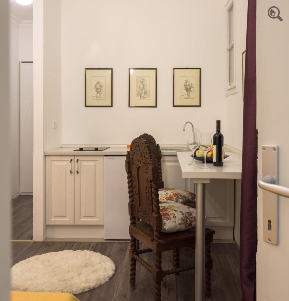 Dvosoban Apartman Tvrdjava Beograd Centar