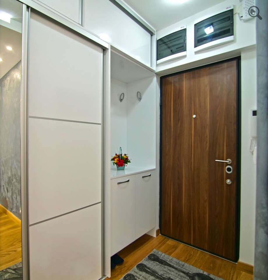 Dvosoban Apartman Dragana Beograd Novi Beograd