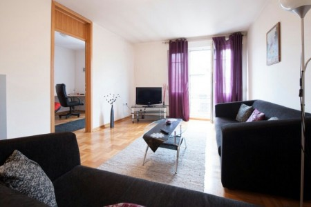 Three Bedroom Apartment Glam Belgrade Savski Venac