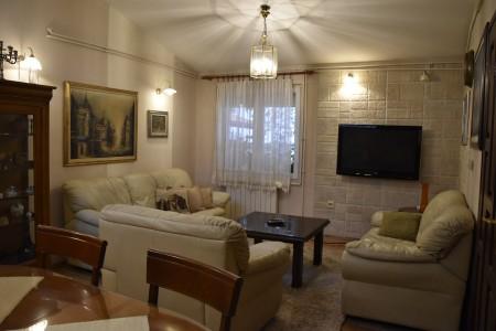Three Bedroom Apartment Charming duplex Belgrade Zvezdara