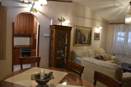 Three Bedroom Apartment Charming duplex Belgrade Zvezdara