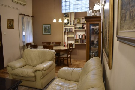 apartmani beograd zvezdara apartman charming duplex apartment3