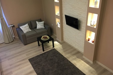 Studio Apartment Piazza Belgrade Savski Venac