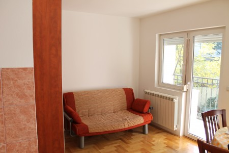 Studio Apartment Calm Belgrade Rakovica