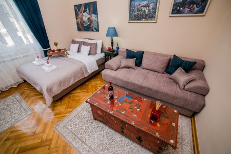 One Bedroom Apartment Elit Belgrade Vracar