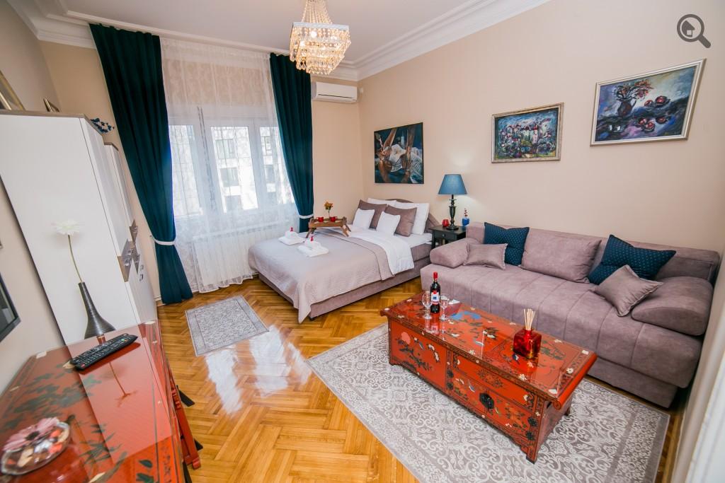 Stan , Beograd (grad) , Kratkoročno izdavanje | Jednosoban Apartman Elit Beograd Vračar