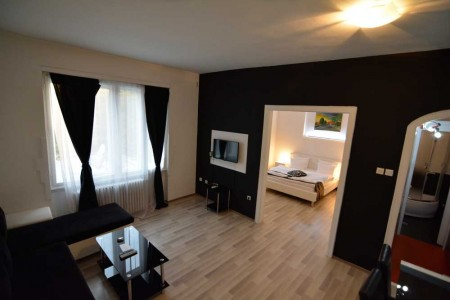 Two Bedroom Apartment Union lux Belgrade Center
