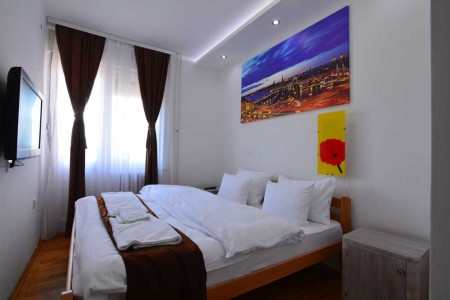 Trosoban Apartman Dorćol lux Beograd Centar