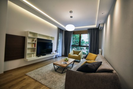 Two Bedroom Apartment Central Garden Lux Belgrade Palilula