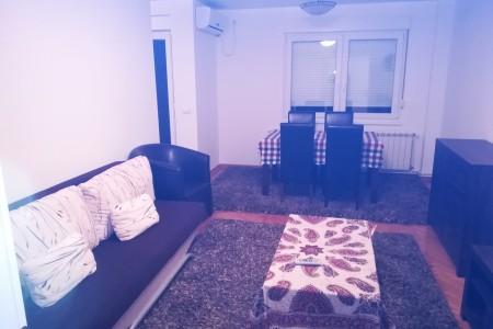 Two Bedroom Apartment Zeus Belgrade Savski Venac