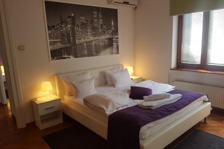 Trosoban Apartman Kalemegdan Lux Beograd Centar