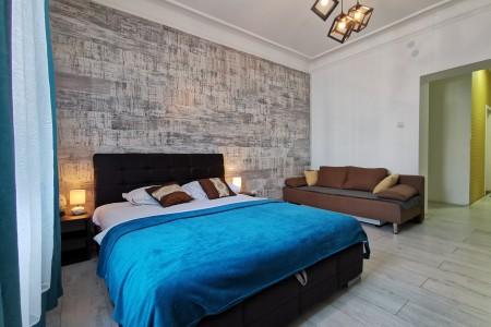 Studio Apartment Marcel Belgrade Savski Venac