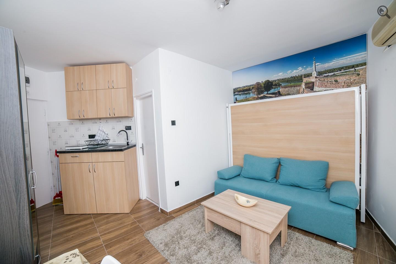 Studio Apartman Visoki Beograd Centar