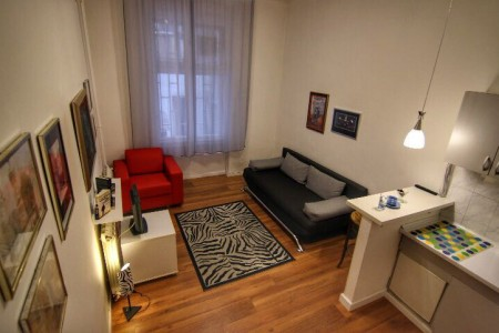 Two Bedroom Apartment Epicentar Belgrade Center