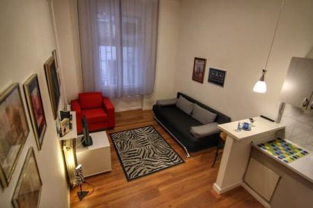 Dvosoban Apartman Epicentar Beograd Centar