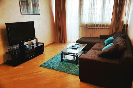 Two Bedroom Apartment Anturaž Belgrade New Belgrade
