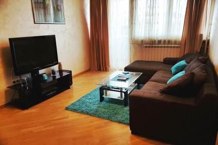 Dvosoban Apartman Anturaž Beograd Novi Beograd