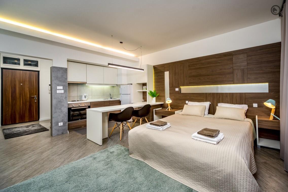 Studio Apartman Pacifik Beograd Novi Beograd