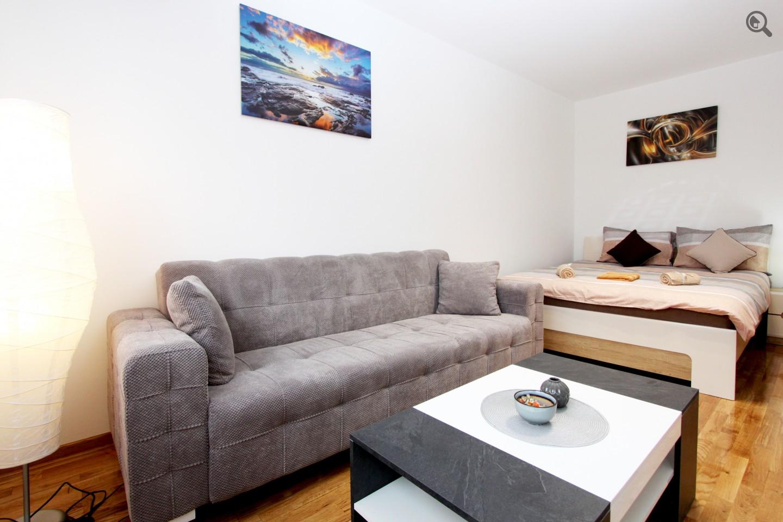 Jednosoban Apartman Baruh Beograd Centar