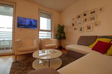 apartments belgrade novi beograd apartment belvil 13