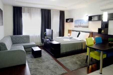 Studio Apartman A blok A 1 Beograd Novi Beograd