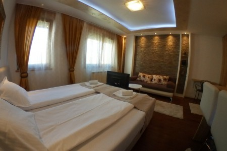 Studio Apartment A blok A 3 Belgrade New Belgrade