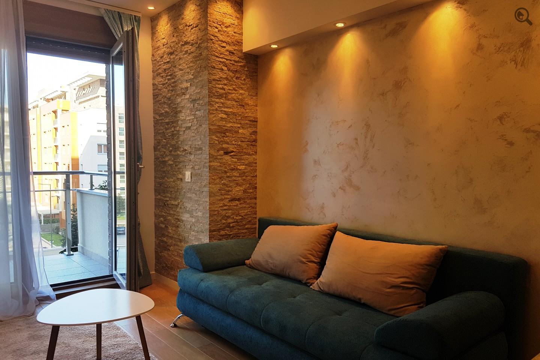 Studio Apartman A blok A 4 Beograd Novi Beograd
