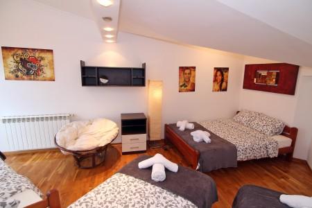 apartments belgrade centar apartment art apartman15