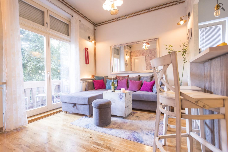 Stan , Beograd (grad) , Kratkoročno izdavanje | Dvosoban Apartman Harmony 1 Beograd Centar