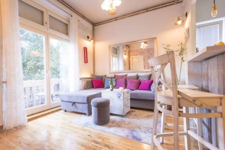 Četvorosoban Apartman Harmony 18 Beograd Centar