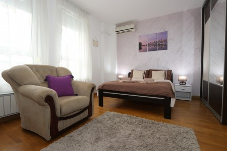 Studio Apartment Ciklama Belgrade New Belgrade