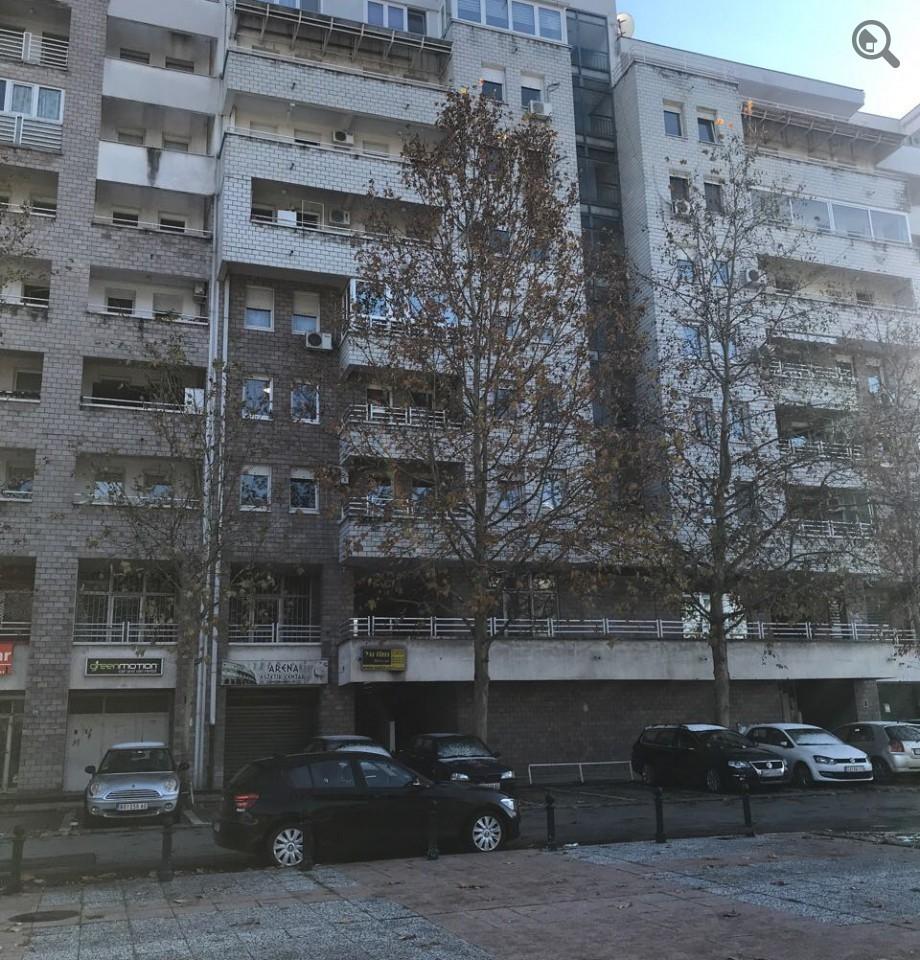 Studio Apartman Arena East A 3 Beograd Novi Beograd