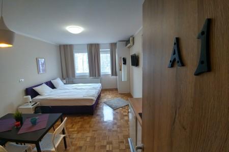 Two Bedroom Apartment Arena East A 1 Belgrade New Belgrade