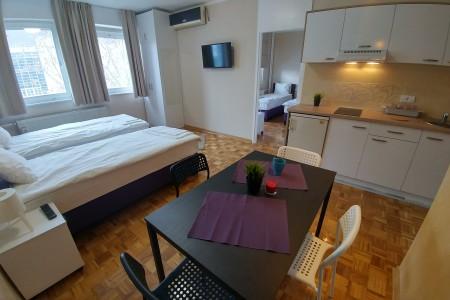 apartmani beograd novi beograd apartman arena east a124