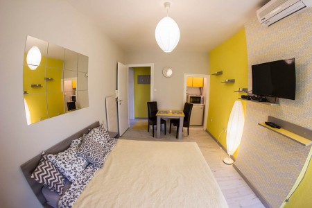 Studio Apartment Room che Belgrade Palilula