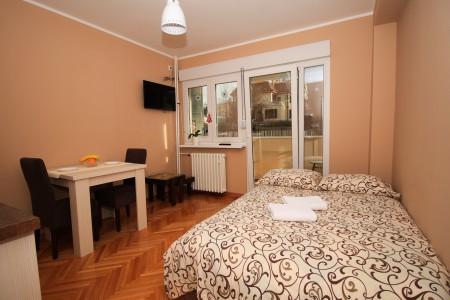 Studio Apartment Sarajevska Belgrade Savski Venac