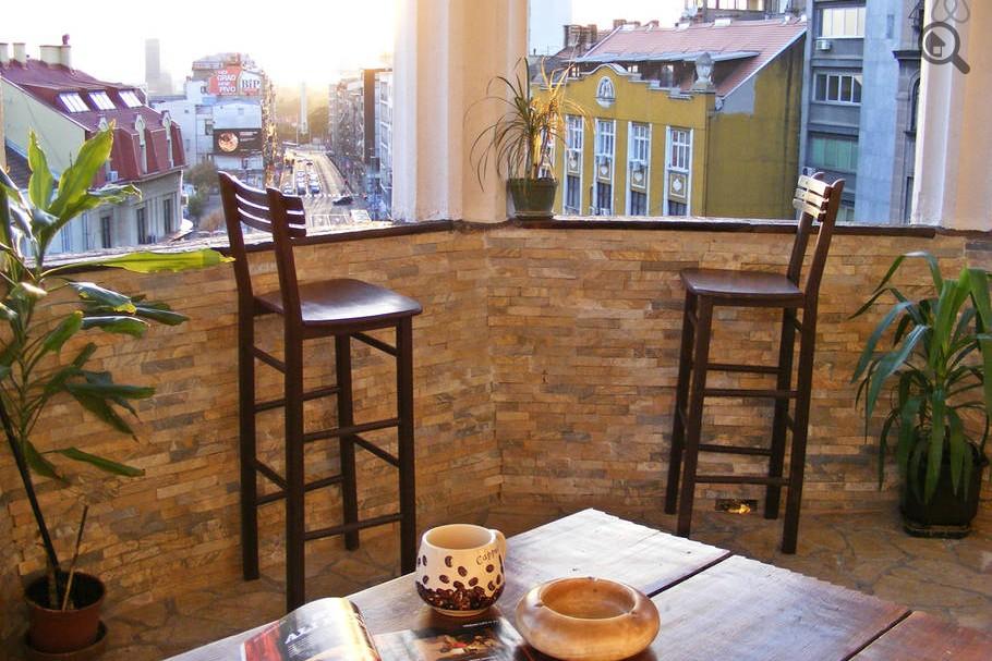 Studio Apartman Belgrade Terrace Beograd Centar