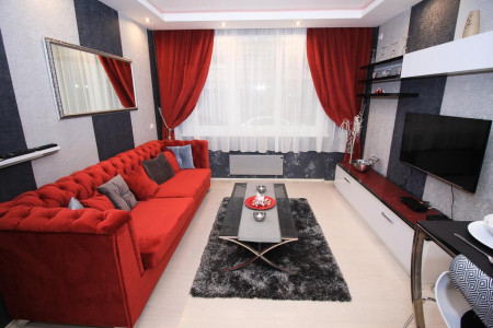 Two Bedroom Apartment Lovac Belgrade Vracar