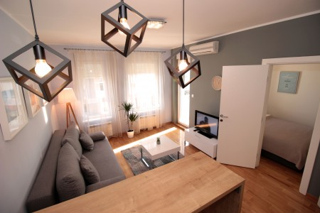 Dvosoban Apartman Mentor Beograd Novi Beograd