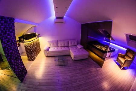 Studio Apartment Sky Dreams Belgrade New Belgrade