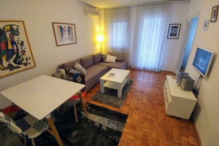 Two Bedroom Apartment Simeon Belgrade New Belgrade