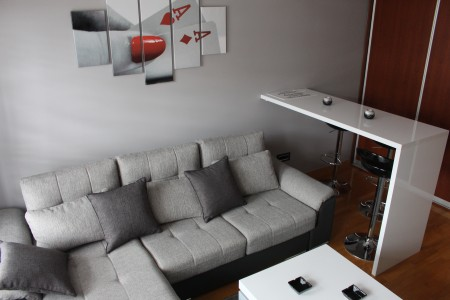 Two Bedroom Apartment Star Sky Belgrade New Belgrade