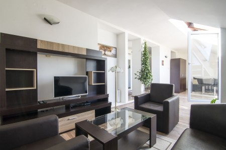 apartments belgrade centar apartment tasmajdan sky suite4