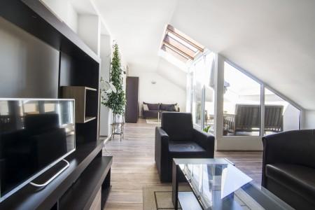 apartments belgrade centar apartment tasmajdan sky suite7