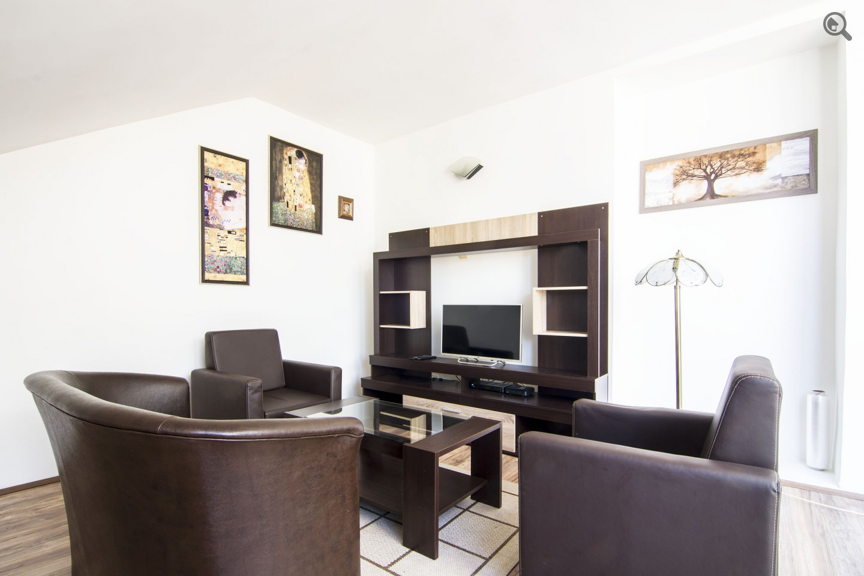 Dvosoban Apartman Tašmajdan Sky Beograd Vracar